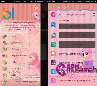 BBM Whatsapp Mod Special Edition v2.12.0.11 tp3