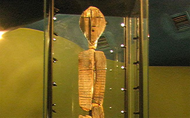 Haunting Russian statue discovered to be 11,000-years-old