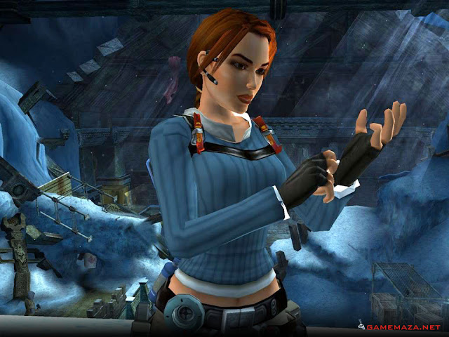 Tomb Raider Legend Gameplay Screenshot 1