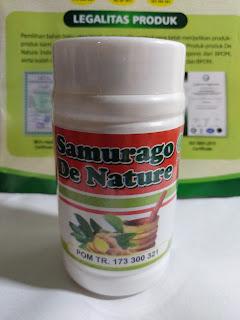 OBAT KAPSUL SAMURAGO DE NATURE