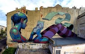 Mural en edificio