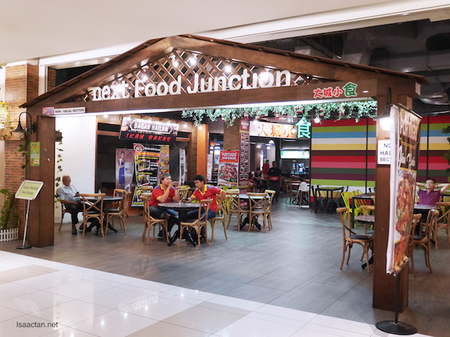 Next Food Junction @ Klang Parade