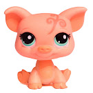 Littlest Pet Shop Collectible Pets Pig (#998) Pet