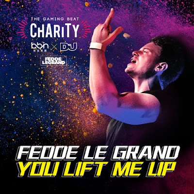 Fedde Le Grand Releases Free Track 'You Lift Me Up'