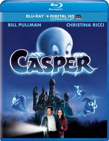 Poster Of Casper 1995 Multi Audio 300MB BRRip 480p Free Download Watch Online