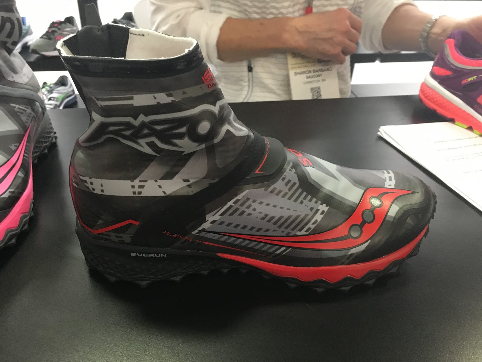 Road Trail Run: Outdoor Retailer W15 Saucony Previews: Razor