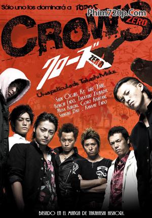 Bá Vương Học Đường 1 - Crows Zero 1