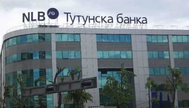 Bank employee accused of $3.1 million theft in Macedonia