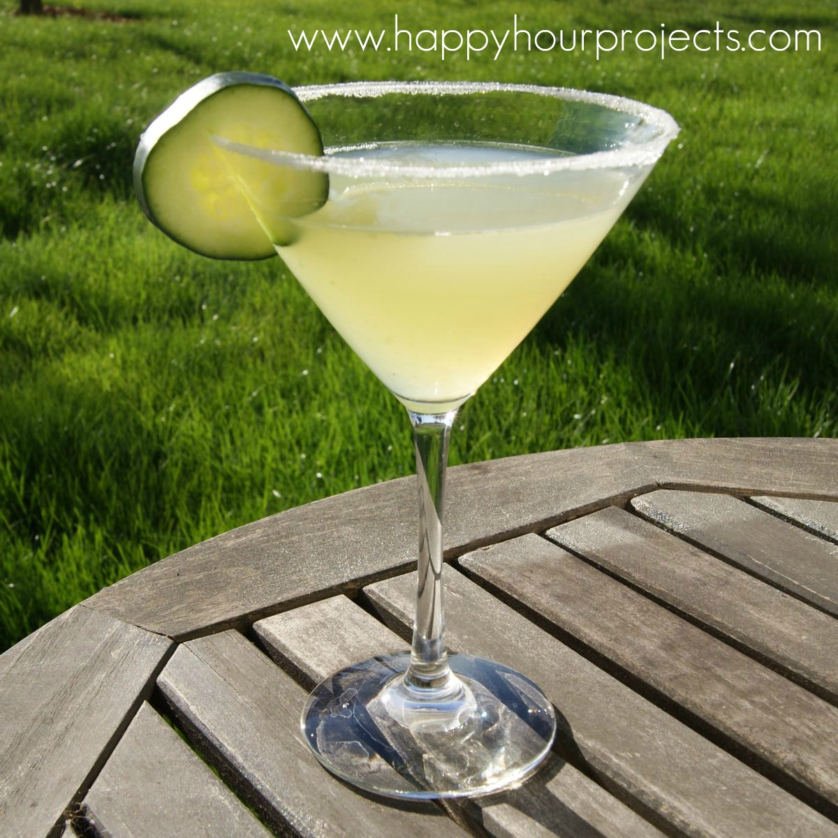 Chic On A Shoestring Decorating: Cucumber Martini, Guest