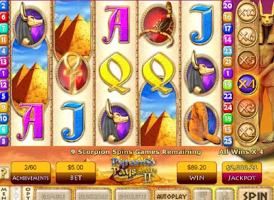 財富金字塔2(Pyramid Pays 2 Slots),好玩的益智棋牌遊戲!
