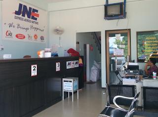 alamat agen JNE di Batam