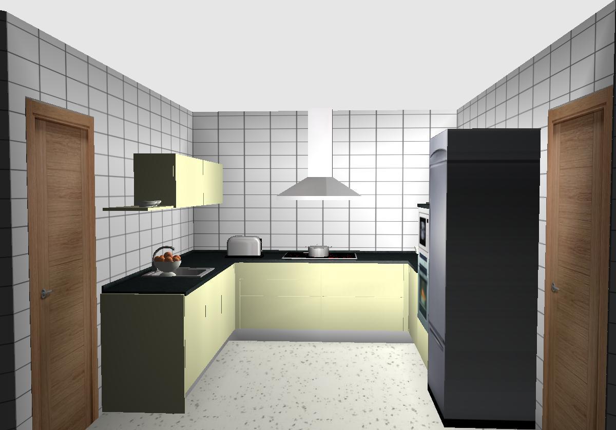 Programa de dise o de cocinas quick3d plan kansei for Programa diseno cocinas 3d gratis