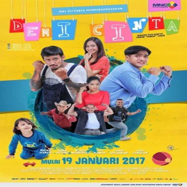 Download Film Comedy Demi Cinta 2017 Streaming Gratis Full Movie Free Download
