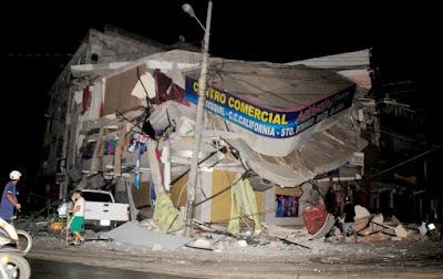 imagenes temblor ecuador