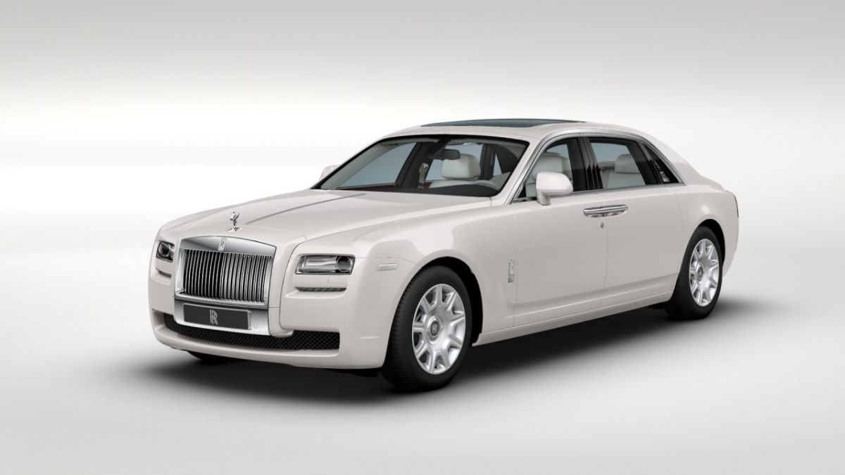 Zeppelin Cars Rolls Royce Ghost