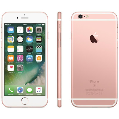 iPhone 6s Apple com Tela 4,7""