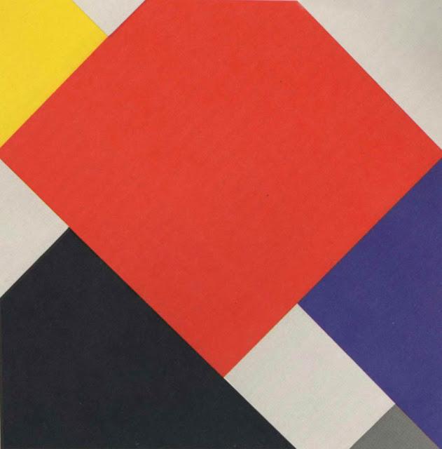 Theo van Doesburg Karşı Kompozisyon V