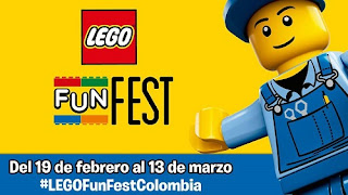LEGO FUN FEST COLOMBIA 2016