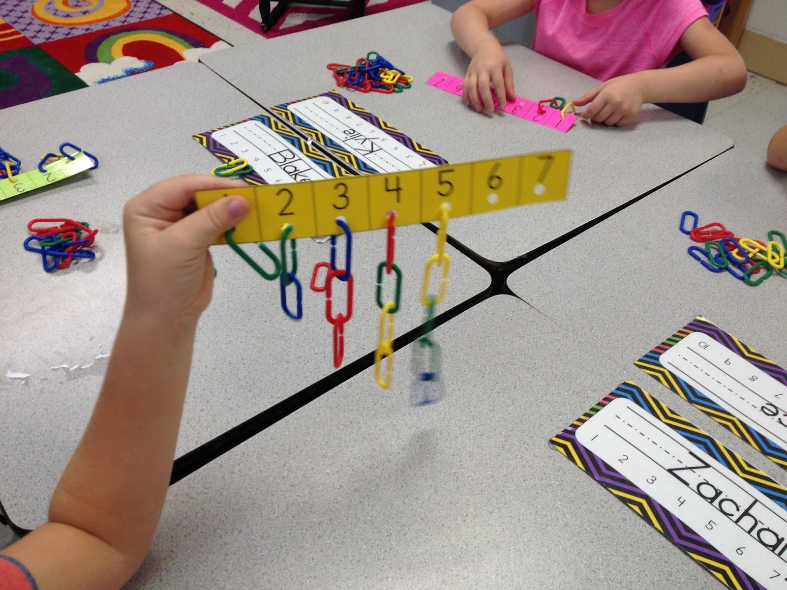 Mrs Mcginnis Little Zizzers Kindergarten Number Sense Activities Made Simple