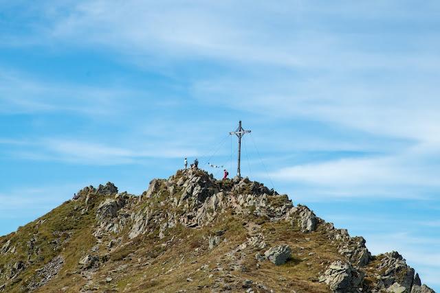 Gipfelweg Zamangspitze  Wandern Silvretta-Montafon  Vorarlberg 11