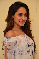 Actress Pragya Jaiswal Latest Pos in White Denim Jeans at Nakshatram Movie Teaser Launch  0026.JPG