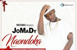 Audio   Jomady - Naondoka