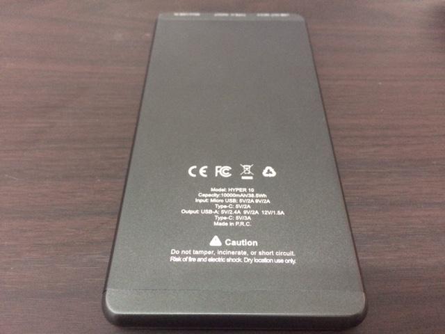 Capdase Hyper 10 Powerbank Review