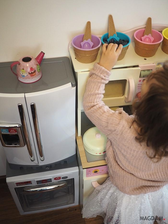 Angielski dla malucha: In the kitchen