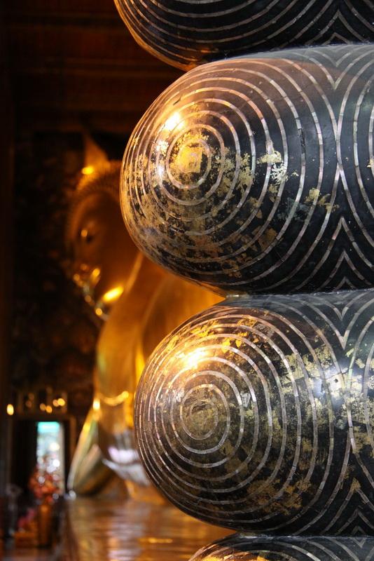 Бангкок: Большой дворец, Ват Пхра Кео и Ват Пхо