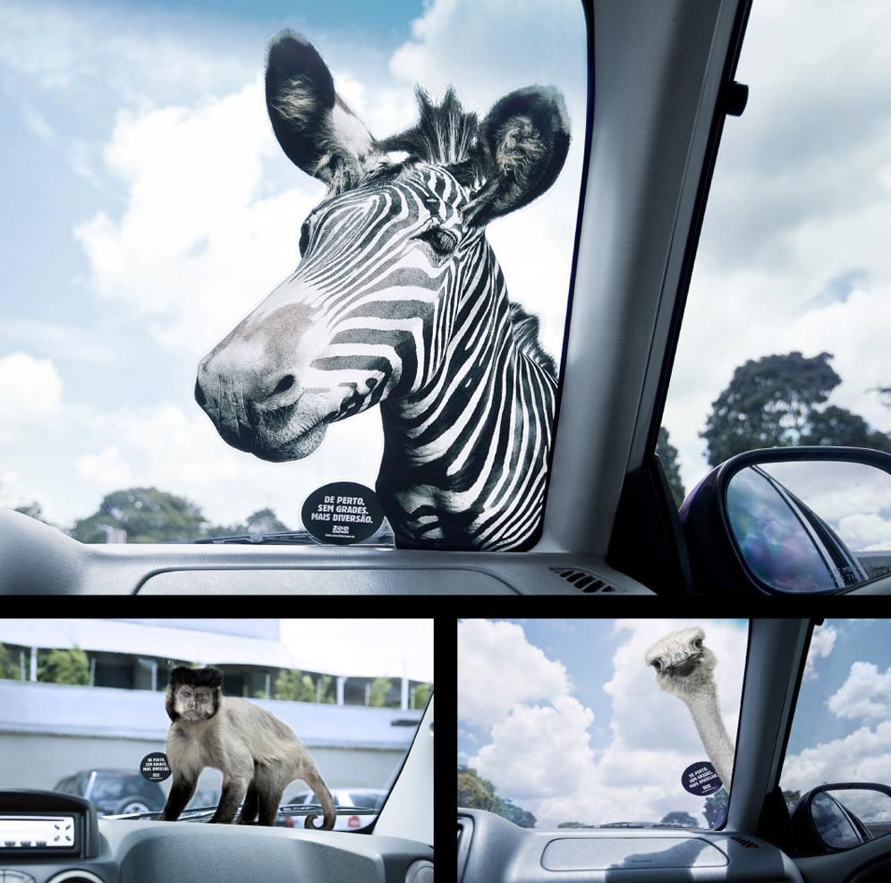 Car Windscreen Wash Position