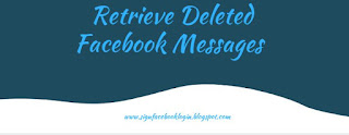 Retrieve Deleted Facebook Messages Android