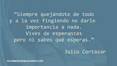 Las mejores frases de Julio Cortázar