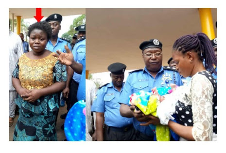 Police Arrest Woman For Allegedly Stealing Baby In Osun