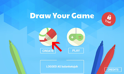 buat game sederhana android