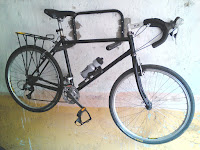 Raleigh, kalahari, yambol, rebuilt bicycle, bike, cycle, Bulgaria, mountain bike, road bike, hybrid bike, renovation,