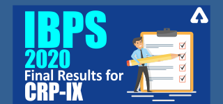 IBPS Result 2020- Check Final Results