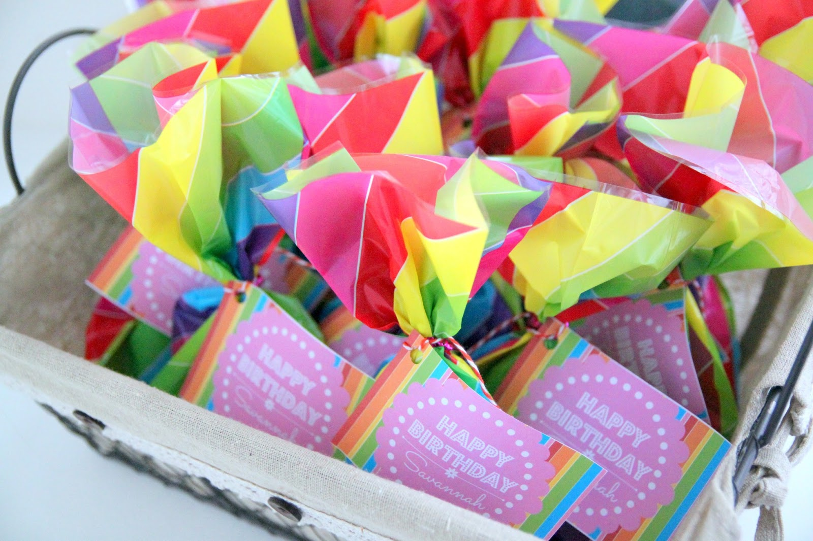 Rainbow Unicorn Birthday Party With Free Printables The Cottage Mama