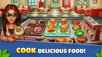 Cook It! Chef Restaurant Cooking Game Craze v1.0.7 MOD