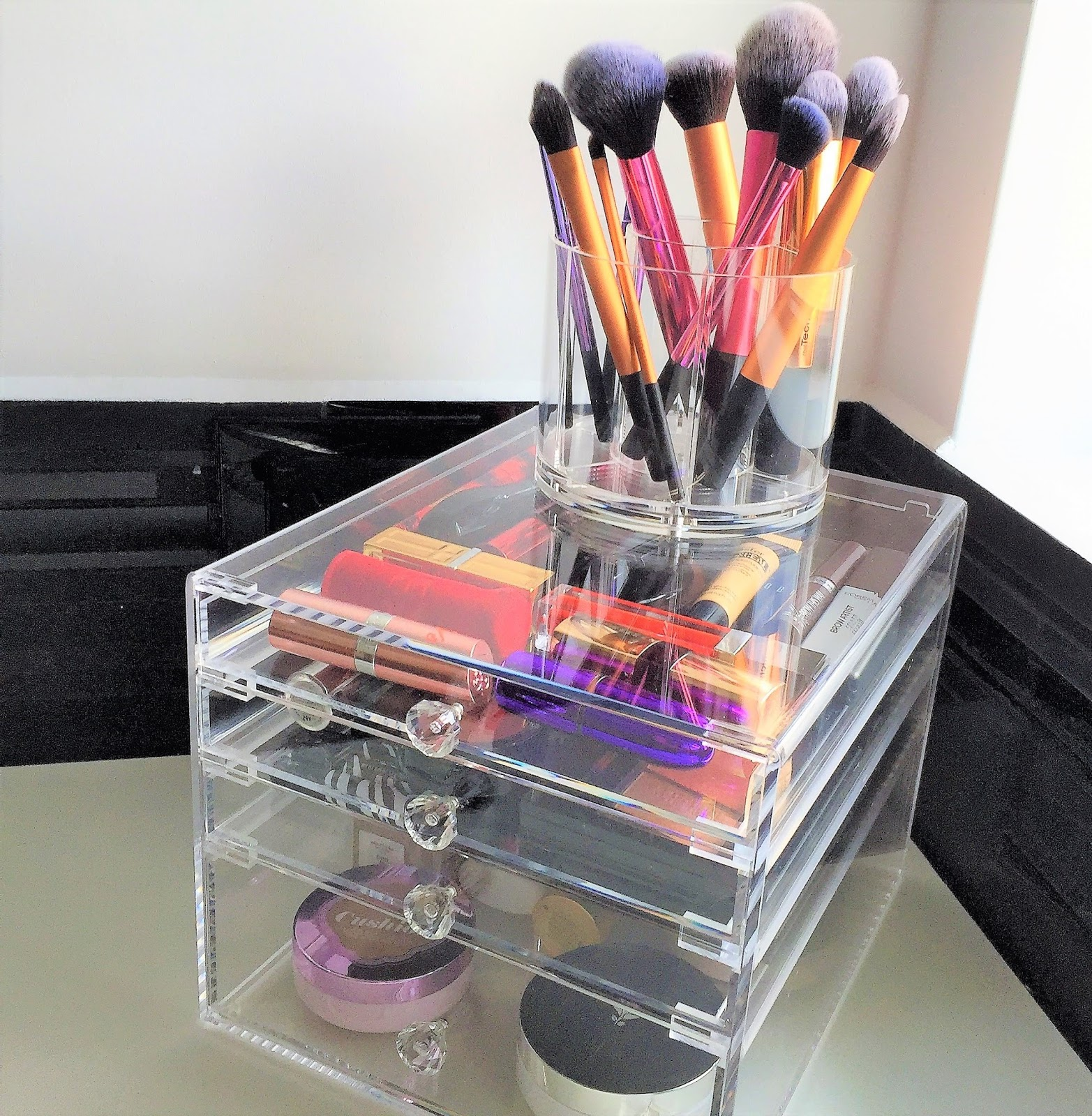 Makeup Storage From The Makeup Box The Beauty Lifestyle Hunter