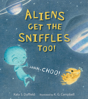 Aliens Get the Sniffles Too! Ahhh-Choo!
