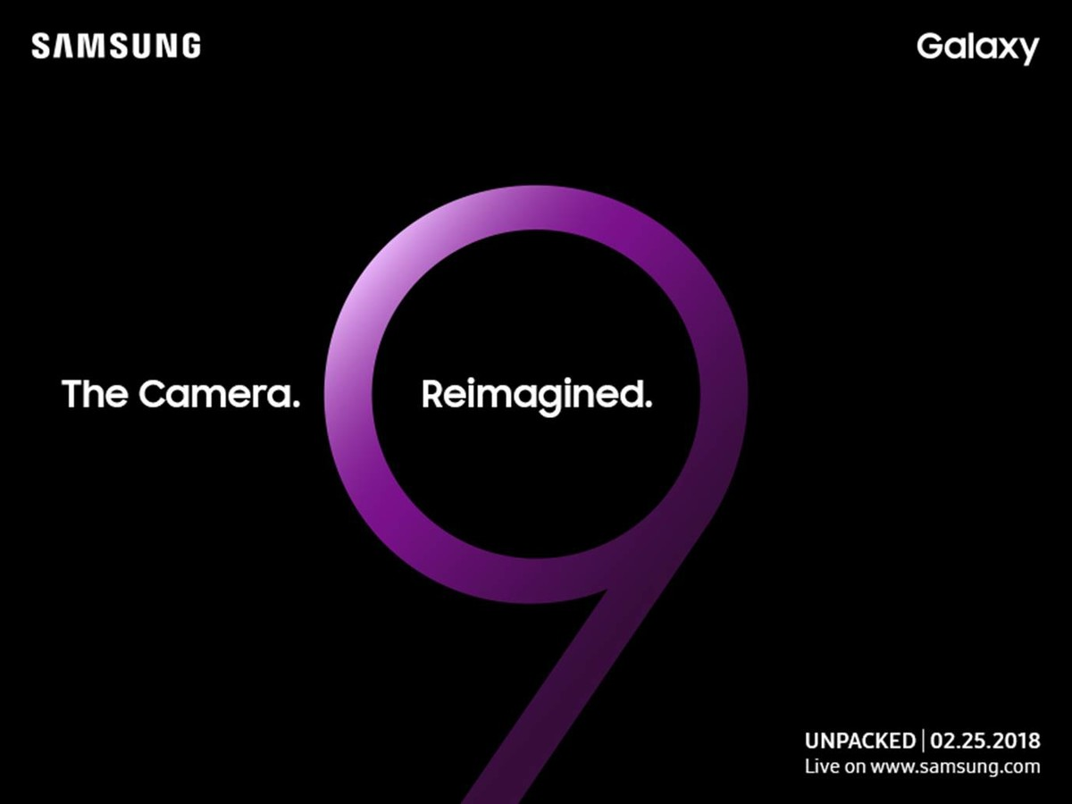 The Samsung Galaxy S9 Cameras, Reimagined