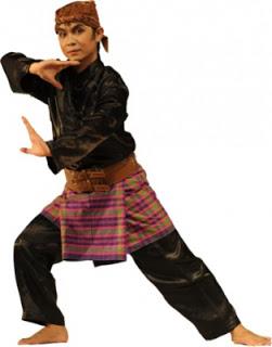 Baju Pangsi Khas Banten