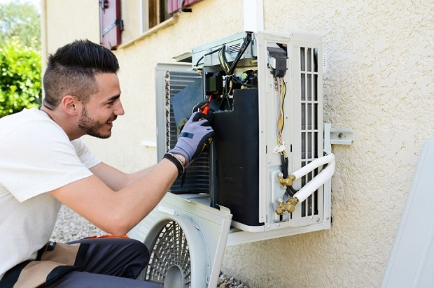 Air Conditioning Install