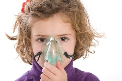 Cara Mengatasi Penyakit Asma Pada Anak