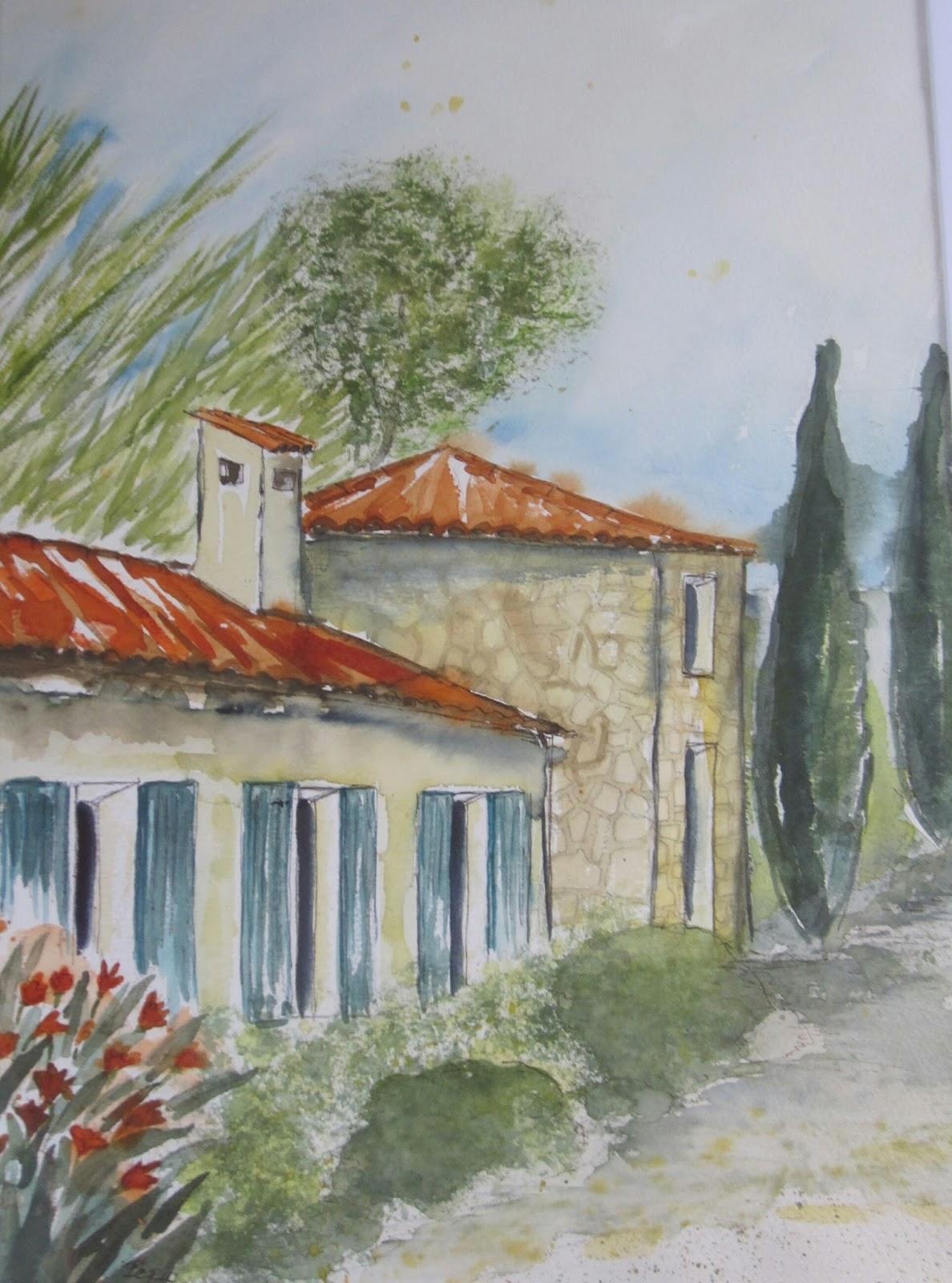 Exquisit Mediterranes Haus Dekoration Von + Ausstellungsdaten