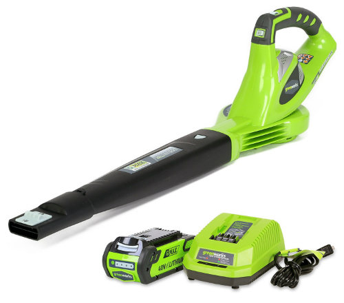 top rated electric leaf blowers cordless 2018 review and buying guide amazon