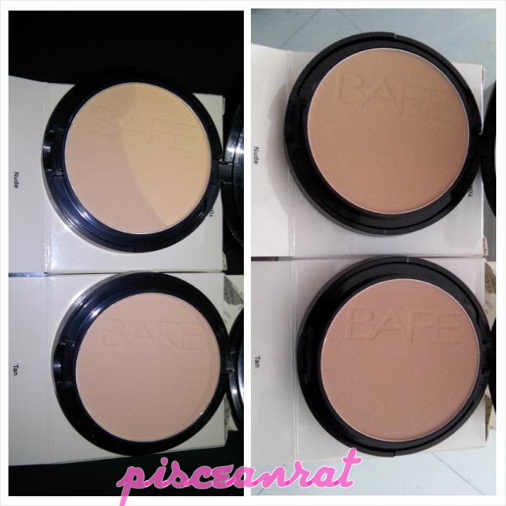skin:ology bare cosmetics setting powder