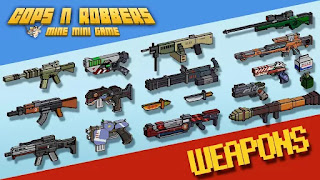 Cops N Robbers - FPS Mini Game