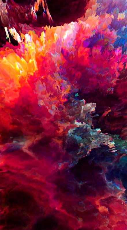 Abstract Paintings Of Love Background Wallpaper Wallpapers