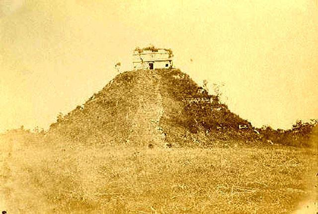 Chichén Itzá Yucatán como lo descubrieron
